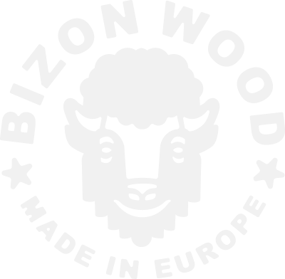 Bizon Wood Decorations