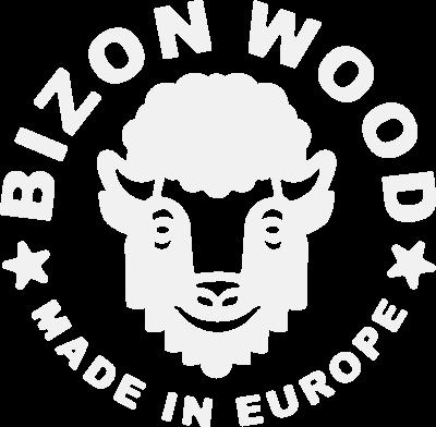 Bizon Wood Decorations