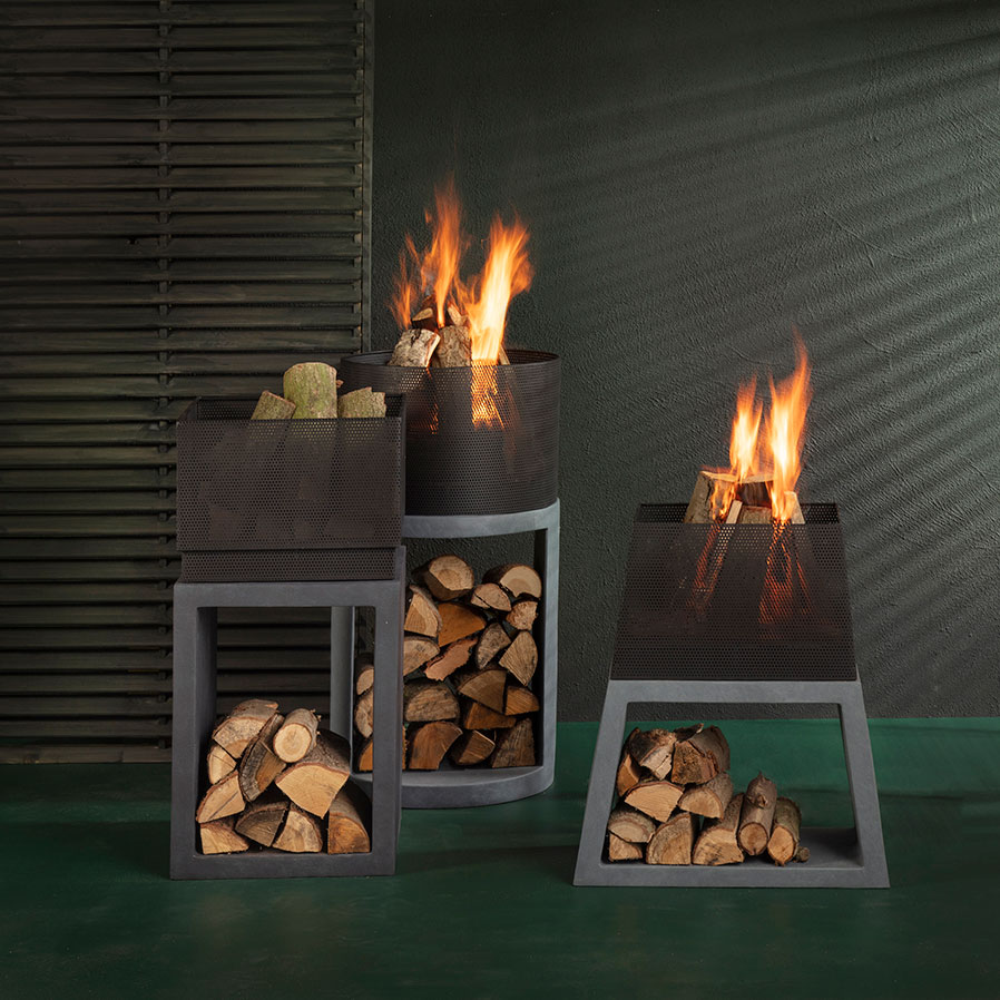 Tel International Firebowls